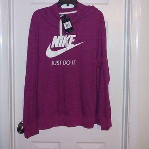 Nike Women's Sportswear Gym Vintage Hoodie Size 3X